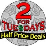 2 For Tuesdays!