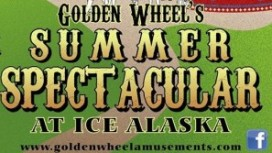 Golden Wheel's Summer Spectacular!