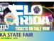 See Flo-Rida LIVE at The Alaska State Fair!!