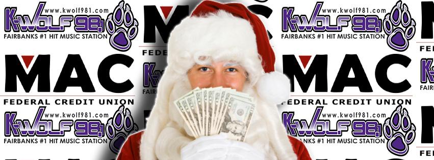 KWOLF Christmas Cash cover