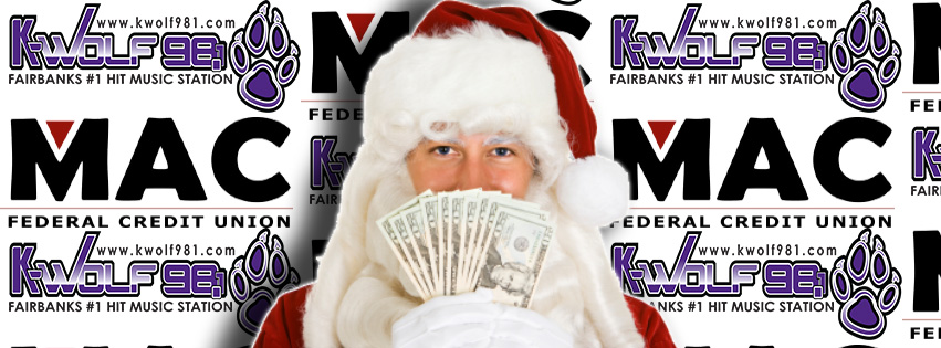 KWOLF Christmas Cash cover
